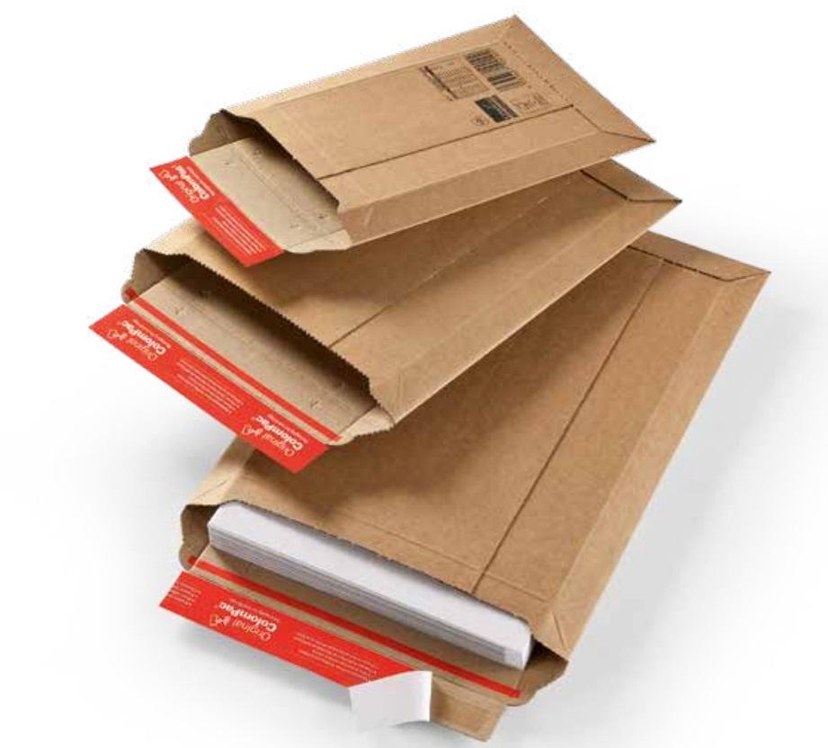 ColomPac CP010 csomagküldő karton borítékok